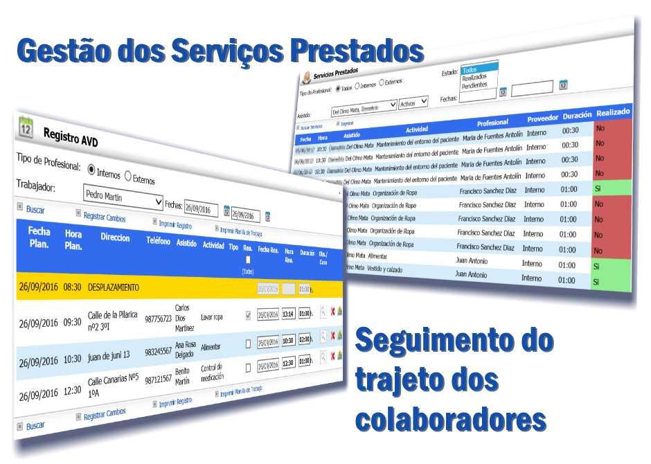 ASISGES.COM Gestão dos Serviços Prestados