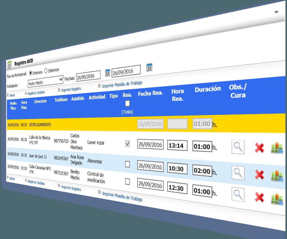 ASISGES.COM Itinerario laboral